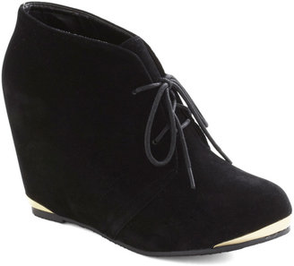 Boutique Opening Bootie in Black