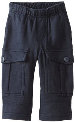 Tea Collection Baby-Boys Infant French Terry Cargo Pant