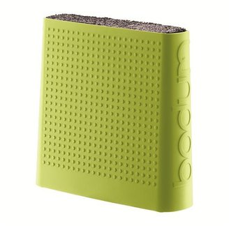 Bodum Bistro Universal Knife Block, Green