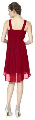 Tevolio Women's Halter Neck Chiffon Bridesmaid Dress Fashion Colors