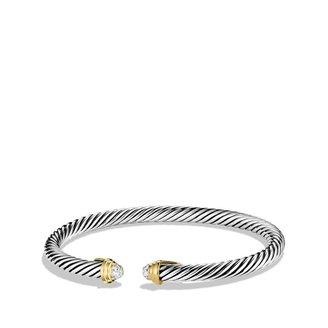 David Yurman Kid's Large Diamond Bracelet (April)