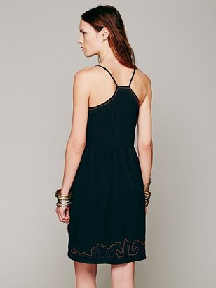 Free People Beaded Bouquet Slip