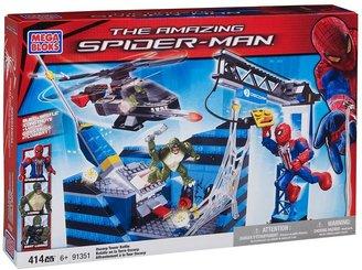 Mega Bloks The amazing spider-man oscorp tower battle set