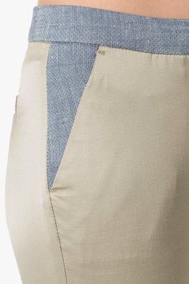 7 For All Mankind Chino Pant In Silky Tan