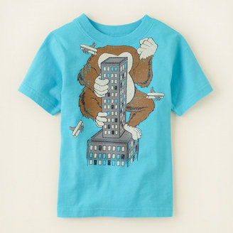 Children's Place Ape graphic tee