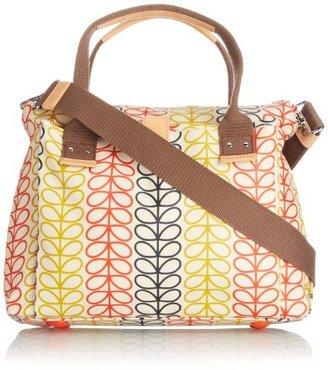 Orla Kiely 14SELIN100 Linear Stem Handbag Shoulder Bag