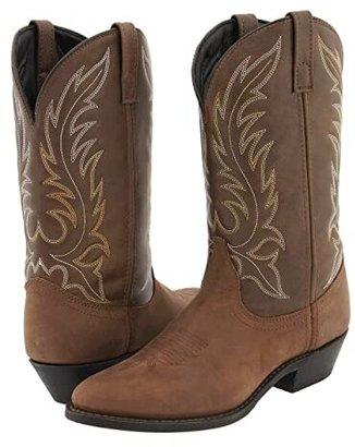 Laredo Kadi (Tan Distressed) Cowboy Boots