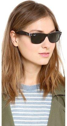 Ray-Ban New Transparent Wayfarer Sunglasses