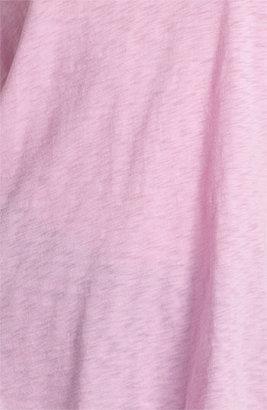 Rag and Bone 'Jackson' Tee Pink Small