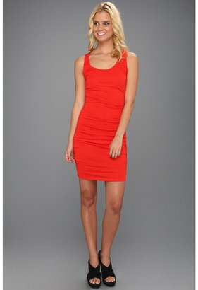 Type Z Edlyn Dress (Flame Red) - Apparel