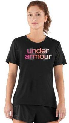 Under Armour Women's Wordmark Graphic T-shirt