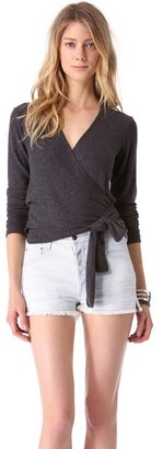 Wildfox Couture Grease Wrap Top