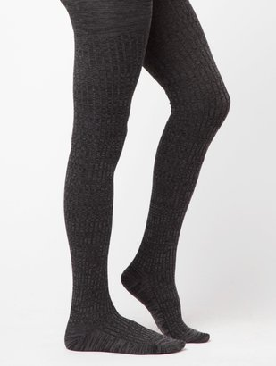 Hue Space Dyed Sweater Tights
