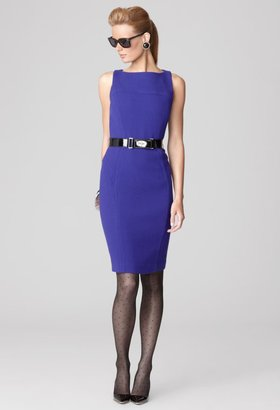 Milly Belted Sheath Dress