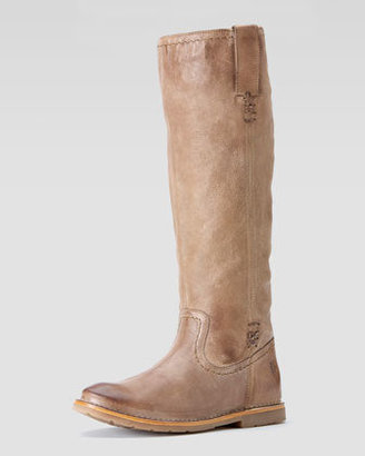 Frye Celia Stitched Knee Boot