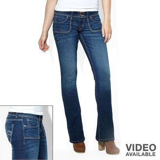 Levi's 524 skinny bootcut jeans - juniors