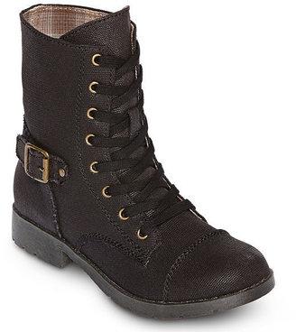 Arizona Nene Womens Short Lace-Up Boots