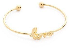 Sarah Chloe Love Bangle Bracelet