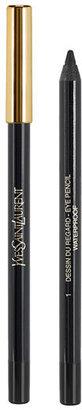 Saint Laurent 'Dessin Du Regard Waterproof' Eye Pencil - 001 Black Ink