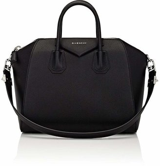Givenchy Women's Antigona Leather Medium Duffel