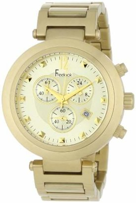 Freelook Women's HA1136CHMG-3B Cortina Matte Gold Chronograph Watch