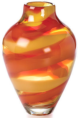 Waterford Evolution by Red Sea Vase, 12""