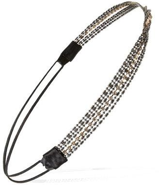 Forever 21 Chain & Rhinestone Headband