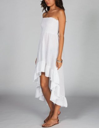 ELAN Womens Hi Low Coverup