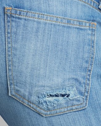 Current/Elliott Jeans - The Stiletto Patch Skinny in Omaha