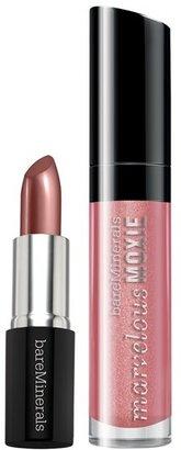 bareMinerals 'Marvelous Moxie - Double Trouble' Lipstick & Lip Gloss