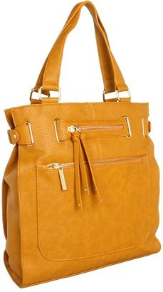 olivia + joy - Zoie Tote (Mustard) - Bags and Luggage