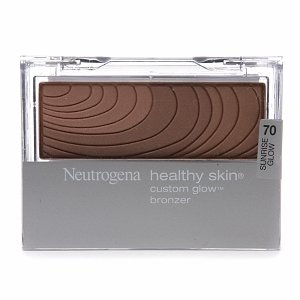 Neutrogena Healthy Skin Custom Glow Bronzer, Sunset Glow 80