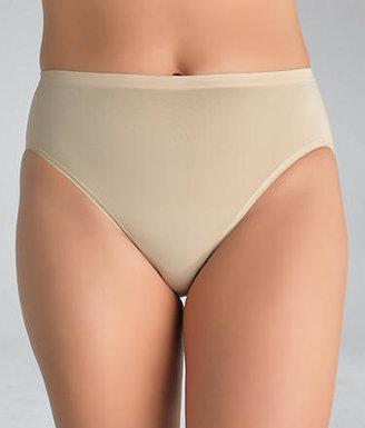 Vanity Fair Tailored Seamless Hi-Cut Brief Panty
