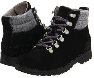 UGG Barelo (Youth) (Black) - Footwear