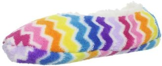 Jacques Moret Women's Fun Print Fuzzy Babba Slipper Socks
