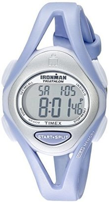 Timex Women's T5K7039J Ironman Watch with Purple Resin Band $44.90 thestylecure.com