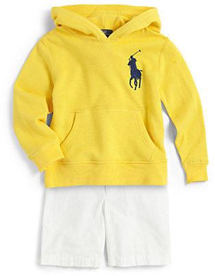 Ralph Lauren Toddler's & Little Boy's Pullover Hoodie