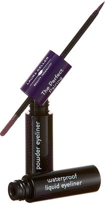Laura Geller Beauty The Perfect Pairing Waterproof Liquid & Powder Eyeliner, Eggplant 1 ea