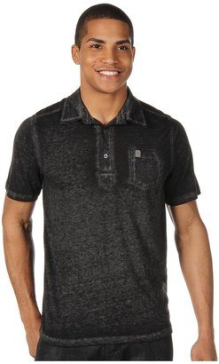 Ecko Unlimited Mac Cut & Sew Dexte Polo Men's Shot Sleeve Pullove