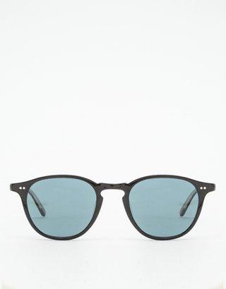 Hampton in Black/Blue Smoke