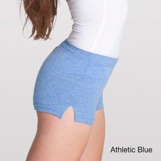 American Apparel Women's Tri-blend Jersey P.E. Shorts $16.49 thestylecure.com