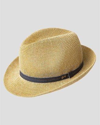 Bailey of Hollywood Elliott Paper Crochet Straw Hat $60 thestylecure.com