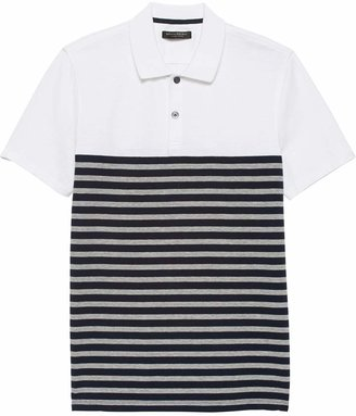 Banana Republic Luxury-Touch Polo Shirt