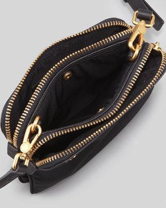 Marc by Marc Jacobs Work It Claudia Crossbody Bag, Black