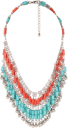Forever 21 Navajo Beaded Necklace