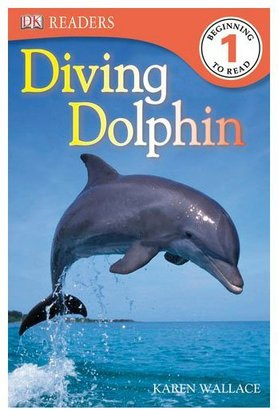 DK Publishing Diving Dolphin