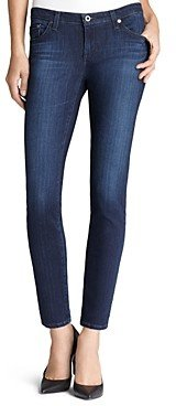 AG Jeans Legging Ankle Jeans in Coal Gray