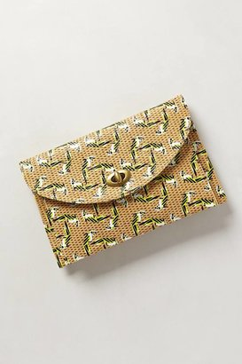 Anthropologie Caracara Clutch