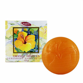Smallflower Orange Hibiscus Soap by Kappus (125g Bar)