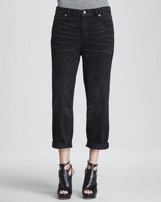 J Brand Jeans Ace Cuffed Boyfriend Jeans
